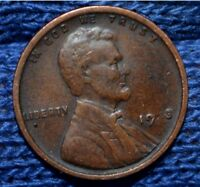 1923-P ? LINCOLN CENTERRORSTRIKE THROUGH GREASEMISSING 3RD DIGIT OF DATE