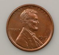 1919-S LINCOLN WHEAT EARS CENT G98