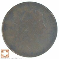 1801 DRAPED BUST LARGE CENT XB96