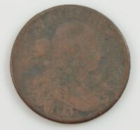 1803 DRAPED BUST SMALL DATE, SMALL FRACTION LARGE CENT G92