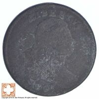 1807 DRAPED BUST LARGE CENT 216