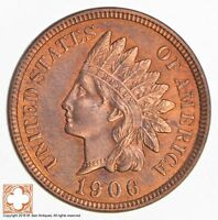 1906 INDIAN HEAD CENT 4461