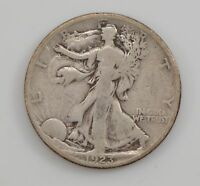 1923-S WALKING LIBERTY SILVER HALF DOLLAR G28