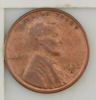 1930-S LINCOLN WHEAT EARS CENT Z29