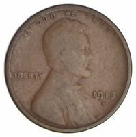 1913-S LINCOLN WHEAT CENT 2661