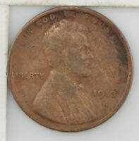 1913-S LINCOLN WHEAT EARS CENT 294