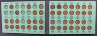 1909-1948 LINCOLN CENT SET IN MEGHRIG ALBUM