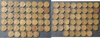 1923 S LINCOLN CENT ROLL CIRCULATED 45 COINS