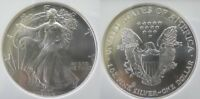 1995 SILVER EAGLE NGC MINT STATE 69