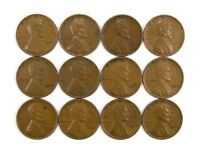 LOT OF 20 1926 P 1C LINCOLN WHEAT CENT PENNIES EXTRA FINE  EXTRA FINE / EXTRA FINE  130771