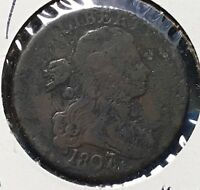 1807/6 1C DRAPED BUST CENT 36344