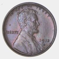 1915-D LINCOLN WHEAT CENT - NOT CIRCULATED 5829