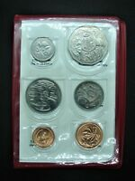 1978 UNCIRCULATED MINT SET IN RED WALLET OF ISSUE FROM RAM. ONLY 70 006 MINTED