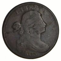1803 DRAPED BUST LARGE CENT - CIRCULATED 2568