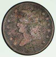 1812 CLASSIC HEAD LARGE CENT - CIRCULATED 6759