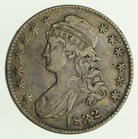 1832 CAPPED BUST HALF DOLLAR - CIRCULATED 4193
