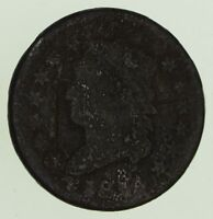 1814 CLASSIC HEAD LARGE CENT - CIRCULATED 8778