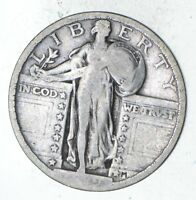 1919 STANDING LIBERTY SILVER QUARTER - CIRCULATED 9333