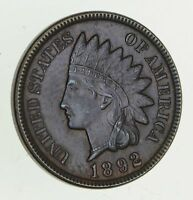 1892 INDIAN HEAD CENT - CIRCULATED 9374