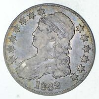 1832 CAPPED BUST HALF DOLLAR - CIRCULATED 9298