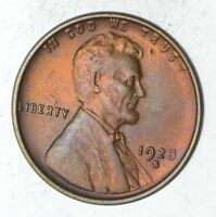 1928-S LINCOLN WHEAT CENT - CHOICE 9326