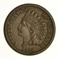 1860 INDIAN HEAD CENT - CIRCULATED 6931