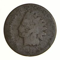 1877 INDIAN HEAD CENT - CIRCULATED 6944