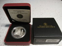 2008 $20 CANADA 1 OZ FINE SILVER HOLIDAY CAROLS PROOF COIN. COA BOX CASE. NO TAX