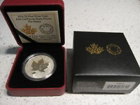 2016 CANADA $5 ANA ANAHEIM CALIFORNIA POPPY PRIVY MARK SILVER MAPLE LEAF 1 OZ