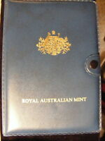 AUSTRALIA 1985 PROOF SET COPPERS ARE STILL FULL RED ALL ARE