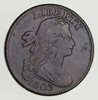 1803 DRAPED BUST LARGE CENT - CIRCULATED 7179