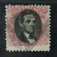 CKSTAMPS: US STAMPS COLLECTION SCOTT122 90C PICTORIAL USED THIN CV$1900