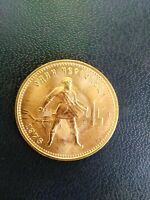 RUSSIA  GOLD COIN