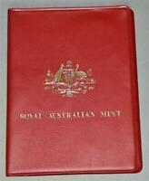 AUSTRALIA 1979 MINT SET   6 COINS