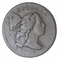 1794 LIBERTY CAP LARGE CENT - S-22 - CIRCULATED 0231