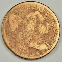 1794 LARGE CENT.  GOOD DETAIL.  135115