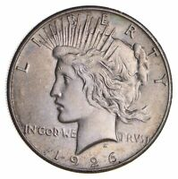 1926 PEACE SILVER DOLLAR - UNCIRCULATED 9753