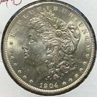 1904-O $1 MORGAN SILVER DOLLAR 50678