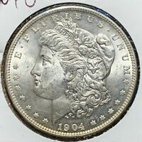 1904-O $1 MORGAN SILVER DOLLAR 50681