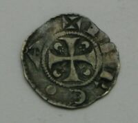 BELGIUM  YPRES  DENIER ND   SILVER   PHILIP OF ALSACE  1168