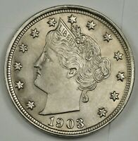 1903 LIBERTY NICKEL.  B.U.  139067