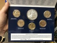 2013 UNITED STATED MINT ANNUAL UNCIRCULATED DOLLAR COIN SET