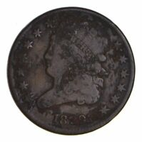 1829 CLASSIC HEAD HALF CENT - CIRCULATED 9891