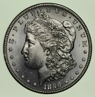 1899-S MORGAN SILVER DOLLAR - UNCIRCULATED 5716