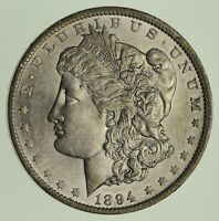 1894-O MORGAN SILVER DOLLAR - SEMI KEY 9020