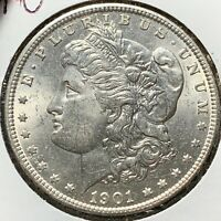 1901-O $1 MORGAN SILVER DOLLAR 51757