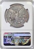 1893-O $1 MORGAN SILVER DOLLAR NGC VF 35 LOW MINTAGE BETTER DATE