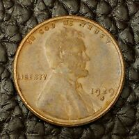 ITM-1686 1929 S LINCOLN WHEAT CENT  EXTRA FINE  / EF CNDTN  $20 ORDERS SHIP FREE