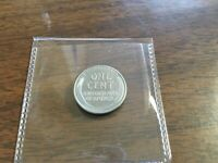 1943 D  UNC WARTIME LINCOLN CENT  STEEL, FROM THE DENVER MINT