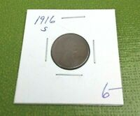 1919 S UNITED STATES OF AMERICA LINCOLN WHEAT CENT